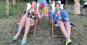 obóz dla dzieci lato